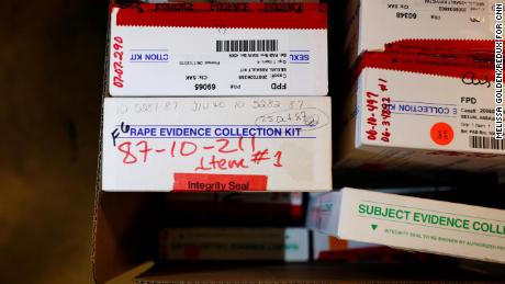 One official is calling for rape kits in Georgia to be kept for 50 years.