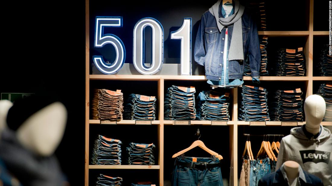 c3073abbcac Levi's wants to be more than a jeans company, so it's going public - CNN