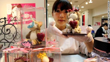 Japanese Chocolate Miya Fujimoto
