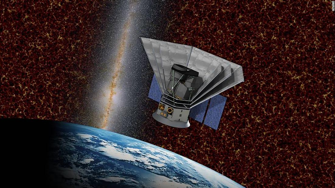 SPHEREx, the Spectro-Photometer for the History of the Universe, Epoch of Reionization and Ices Explorer, will study the beginning and evolution of the universe and determine how common the ingredients for life are within the planetary systems found in our galaxy, the Milky Way. It is targeted to launch in 2023.
