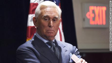 Roger Stone can not speak publicly about the case, judge rules