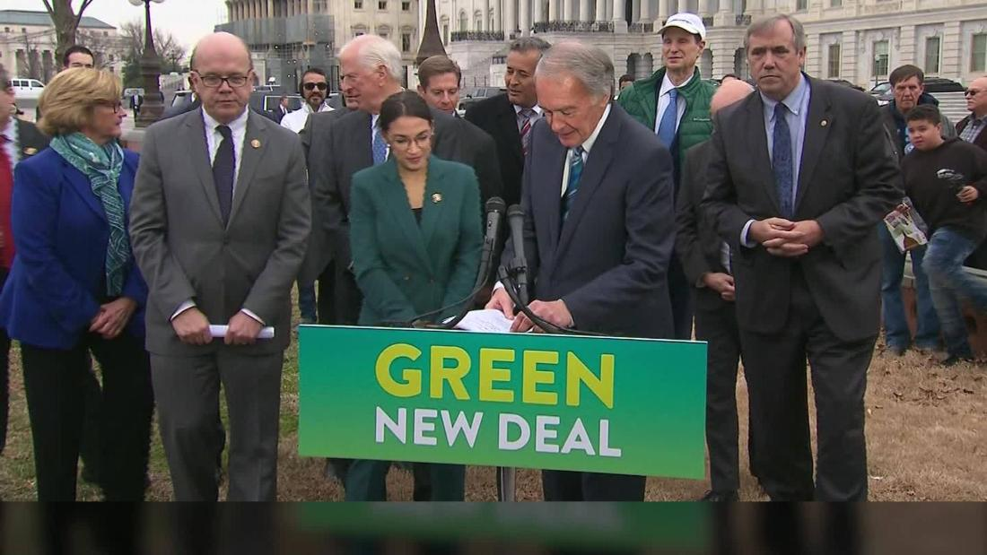 Why the US can't afford a Green New Deal