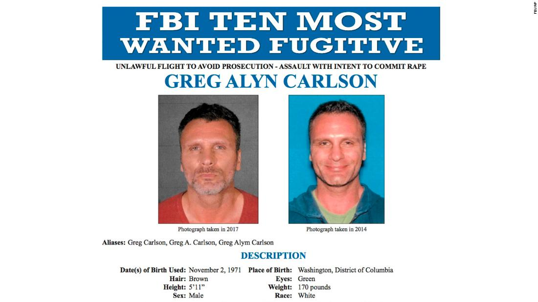 One of the FBI's Ten Most Wanted fugitives has been killed