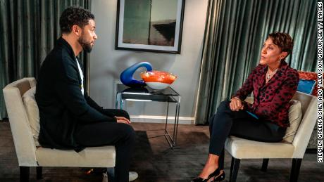 Jussie Smollett gives details of his assault and says that he has forever changed