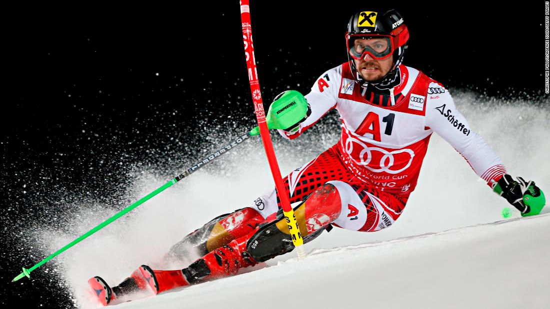 Marcel Hirscher: Ski racing's greatest of all time? - CNN