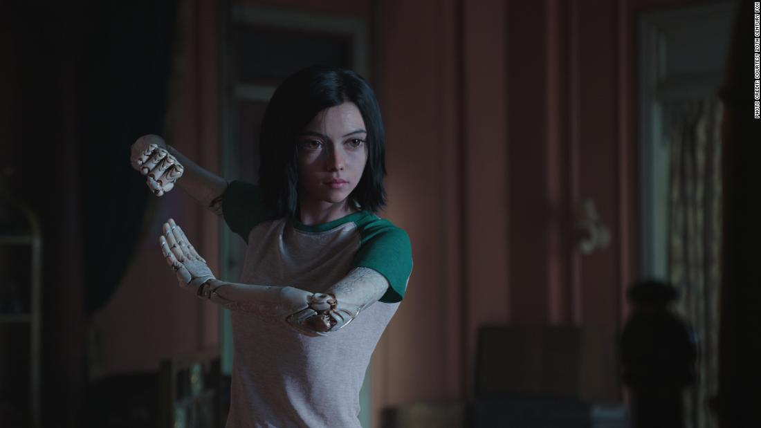 'Alita: Battle Angel's' cyberpunk dystopia