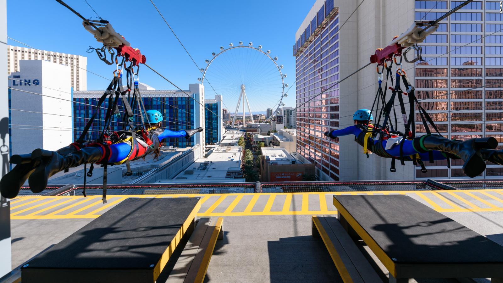8 Best Las Vegas Strip Hotels Cnn Travel