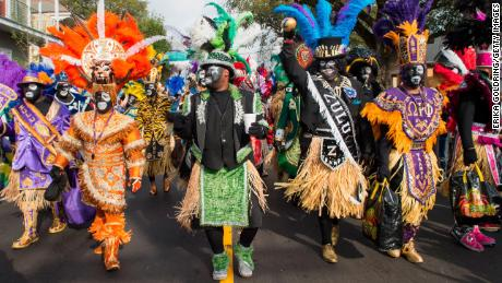 Martin Luther King Parade 2020 New Orleans Mardi Gras' Zulu parade is not about blackface, its black leaders