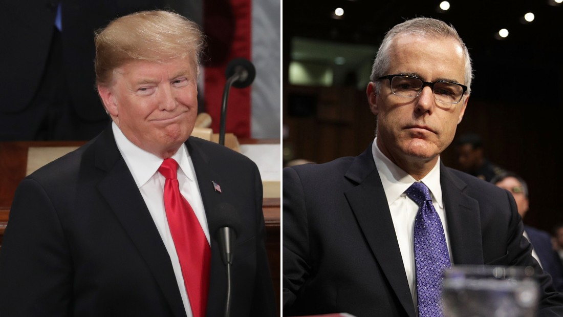 The real shock of Andrew McCabe's '60 Minutes' interview