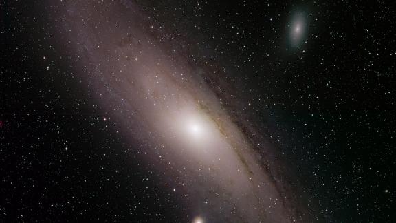 Andromeda ZTF
