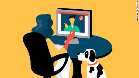 The rules of video conferencing at home