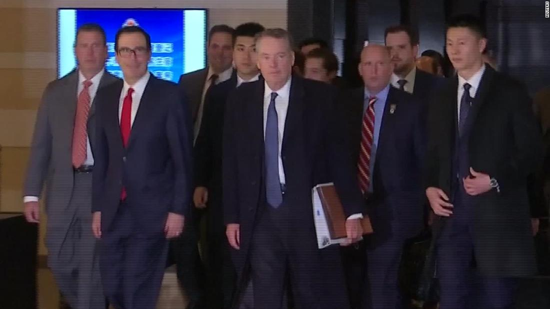 US-China talks conclude; Soda wars; Brexit warning