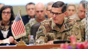 Former top US general in Middle East slams Trump's Syria decision