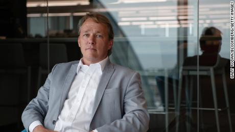 Canopy Growth's CEO Bruce Linton is optimistic about the company's ability to be the market leader in cannabis.