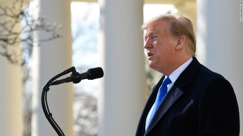 Dems act aggainst Trump National Emergency