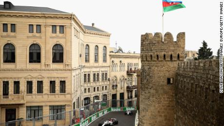 Azerbaijan has hosted international events such as Formula 1 Grand Prix races.