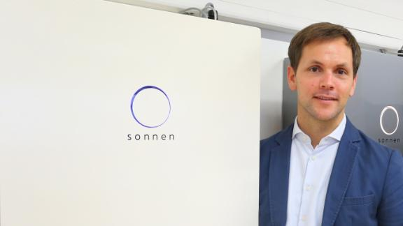 Shell is buying Sonnen, a German home batteries maker.