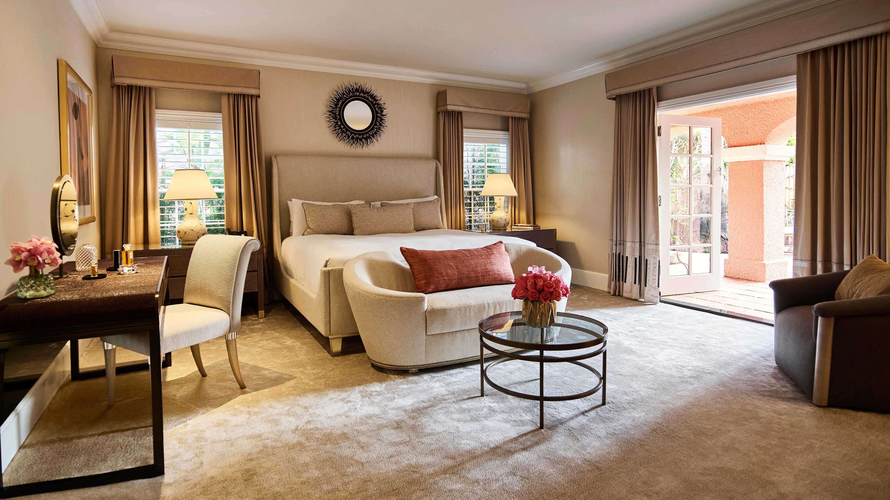 Beverly Hills Hotel Unveils Marilyn Monroe Howard Hughes Inspired