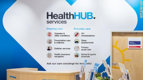 HealthHub stores are much better equipped to handle patients with chronic disorders, such as diabetes and respiratory diseases.
