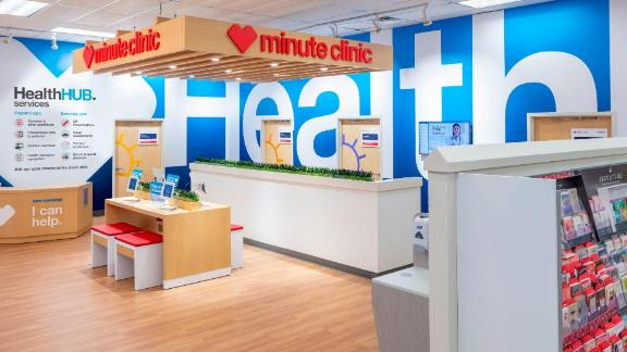 "CVS is piloting three ""HealthHub"" stores in Houston with a suite of health care services that could be the drug store of the future."