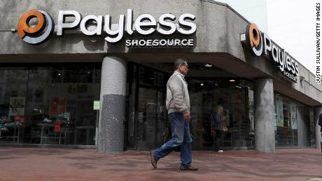 Payless closing all its US stores - CNN