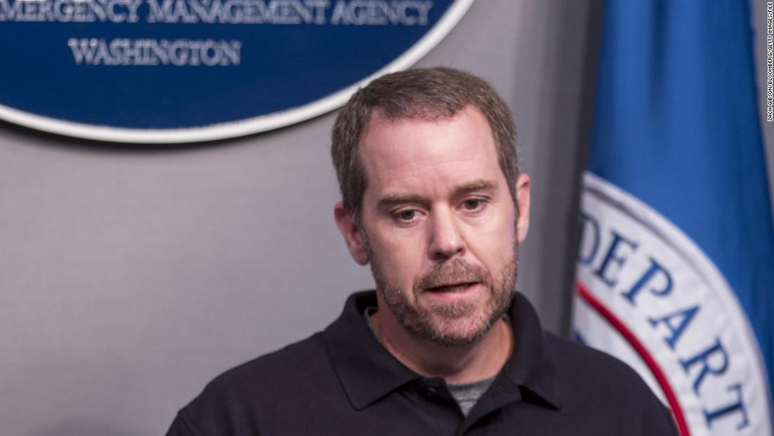 Trump nominates a top FEMA official to lead the agency
