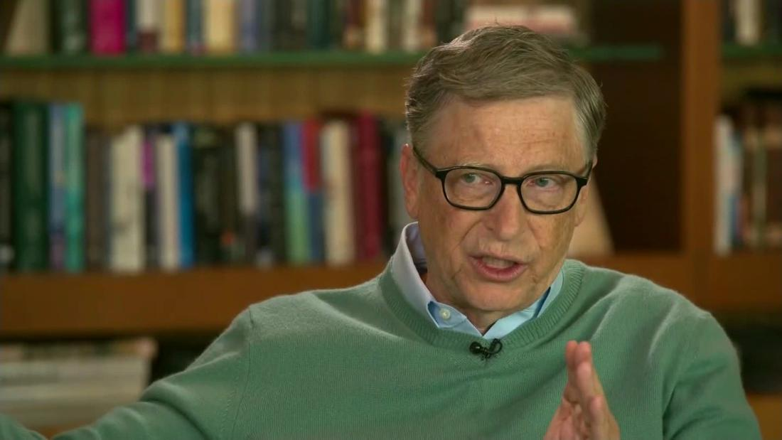 GPS: BILL GATES ON THE PROBLEM WITH COW FARTS