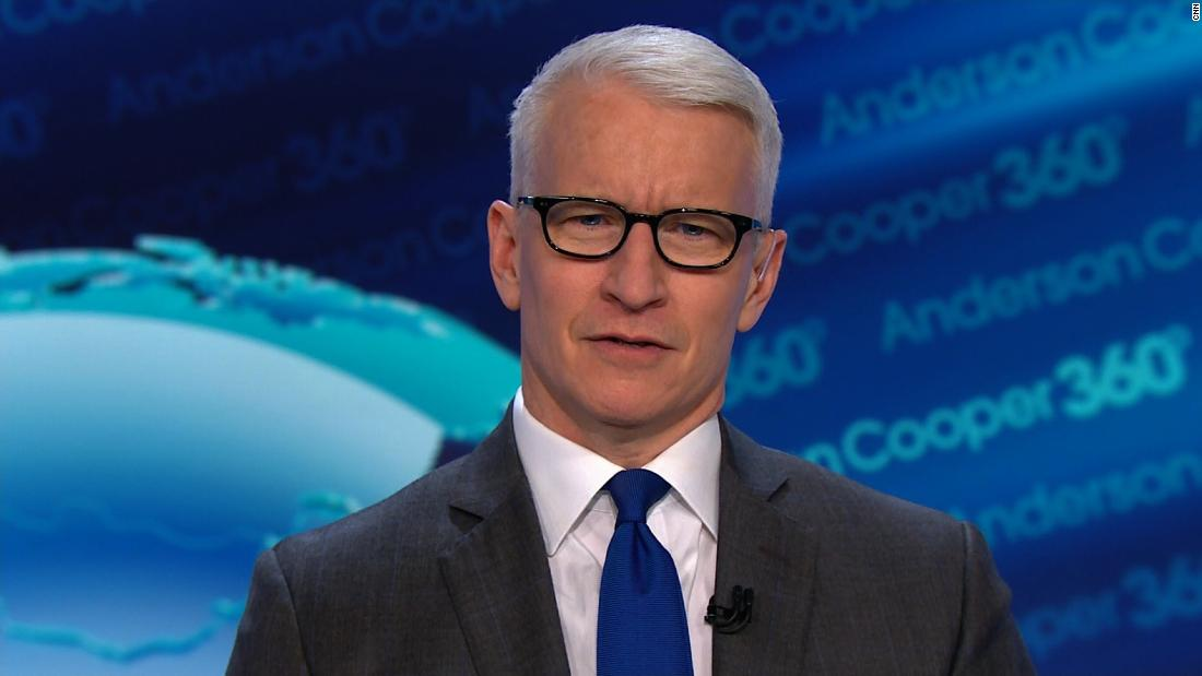 Cooper: Trump's 'urgency' has been 2 years in the making