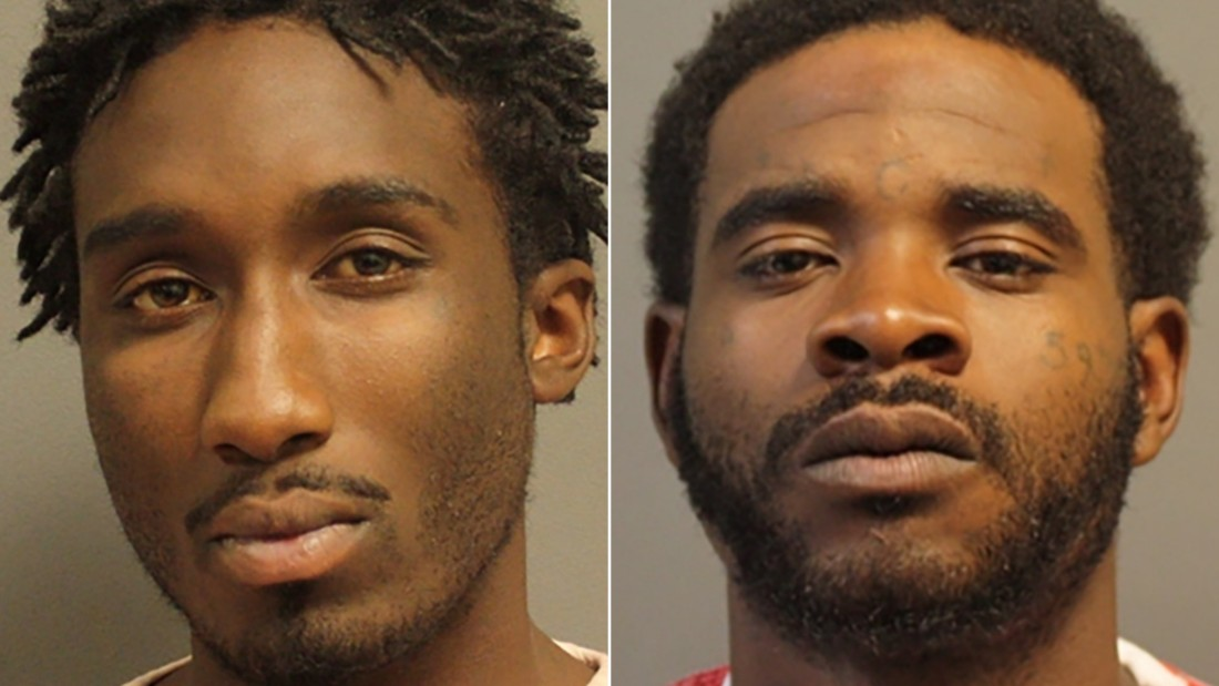 2 men escape from a Mississippi jail. One of them pleaded guilty to murder