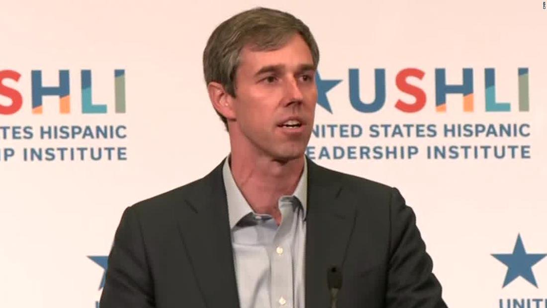 Beto O'Rourke weighing presidential and Senate runs, plans to decide by end of February