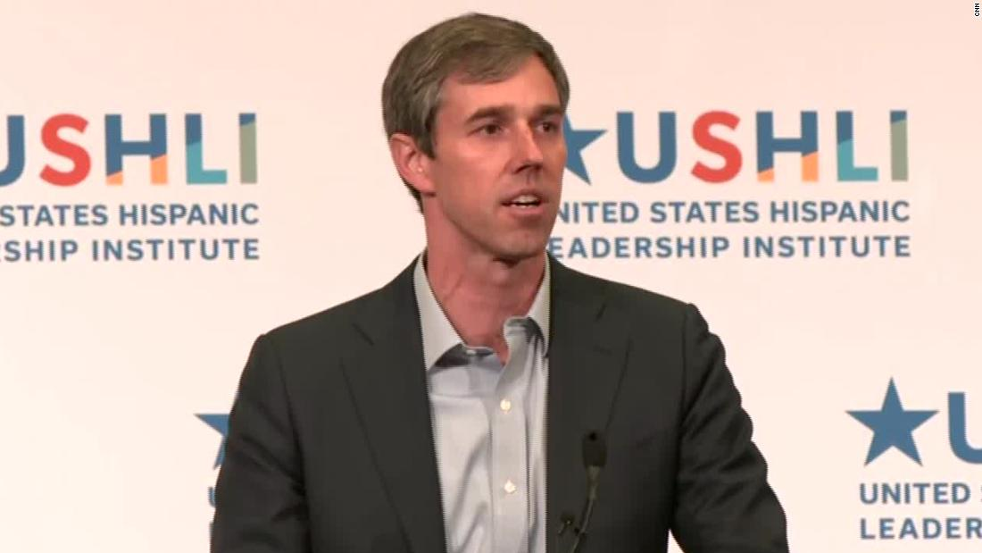 Beto O'Rourke: Walls don't save lives, they end lives