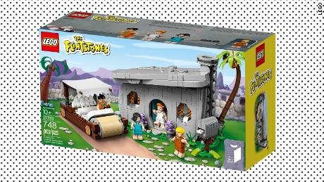 Pre Reserve The Lego Flintstones House And Score Big