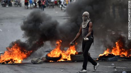 No medicines, records or equipment: Haiti hospital struggles during protests