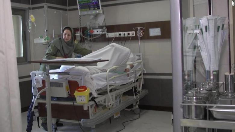 Even if families can afford medical equipment, they often join long waiting lists.