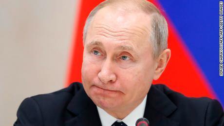 Putin talks about pocketbook problems, but still brandishes missiles