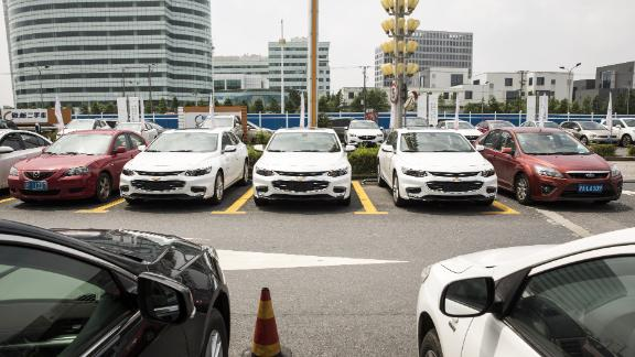 Global auto brands like General Motors have come to depend on blockbuster sales to millions of Chinese consumers.