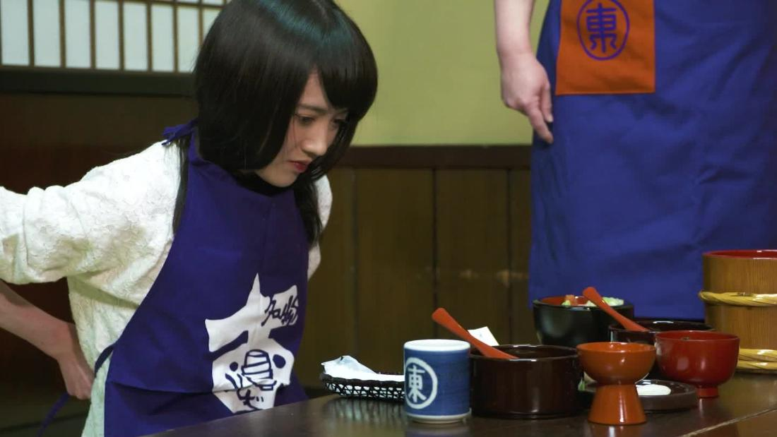 Wanko soba: Japan's all-you-can-eat noodle challenge