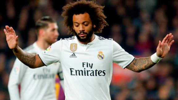 Is it time for Marcelo and Real Madrid to part ways?