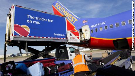 The FAA is investigating Southwest for how it measures baggage weight. 18101166be613