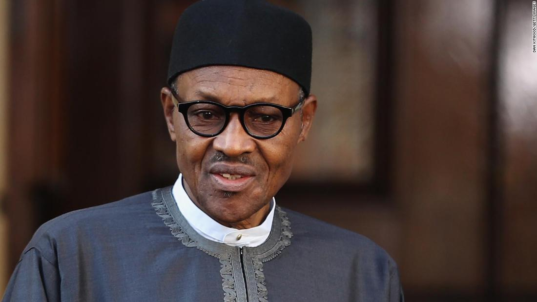 Nigerian newspaper says it will now call President Buhari a 'military dictator' - CNN