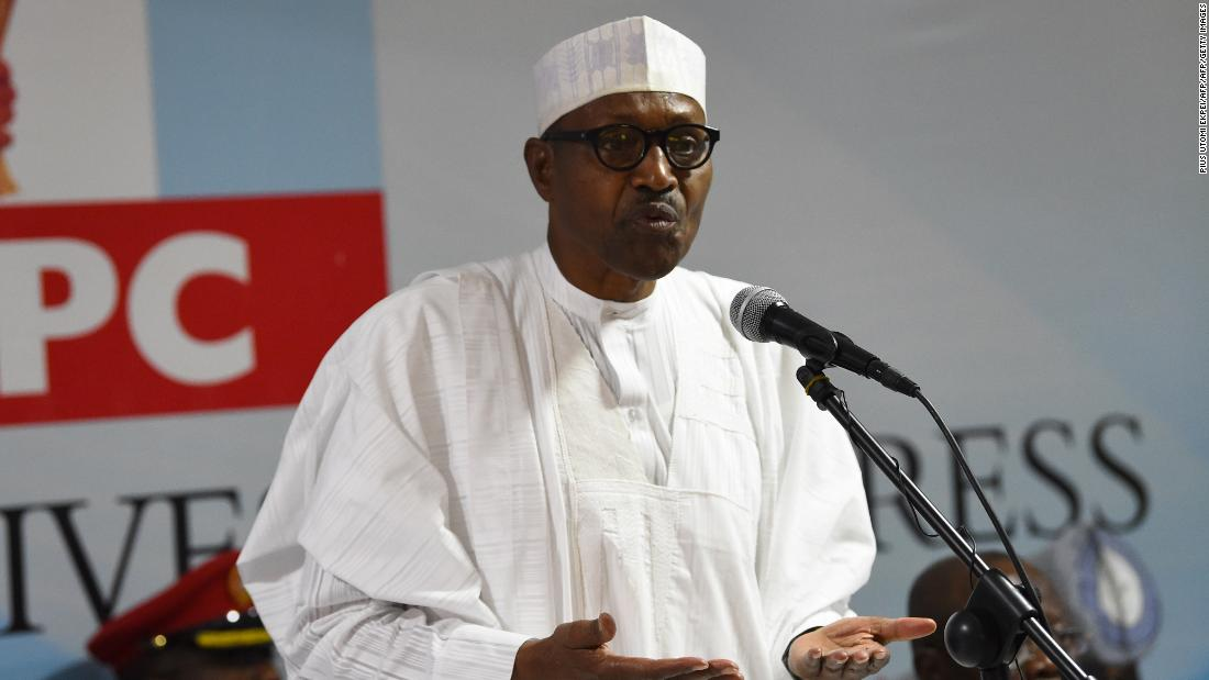 Nigeria's President says military should be 'ruthless' with vote riggers