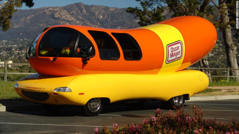 You can rent a night's stay in an Oscar Mayer Wienermobile on Airbnb