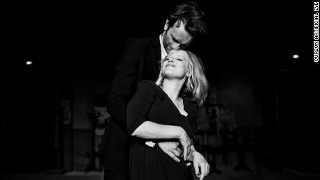 "Joanna Kulig and Tomasz Kot as lovers in Pawel Pawlikowski's ""Cold War."""