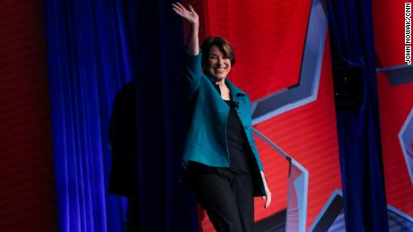 Amy Klobuchar welcomes O'Rourke into 2020 race: 'I think that competition is good in our party'