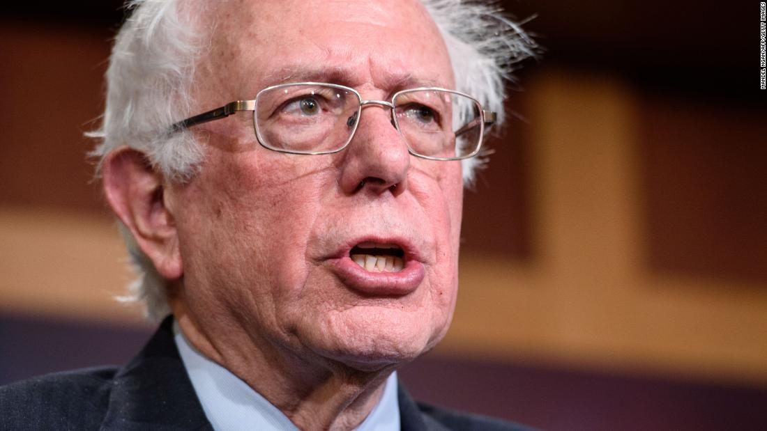 Bernie Sanders said country needed more jails and 'tougher' penalties in certain cases in 1994 remarks backing crime bill