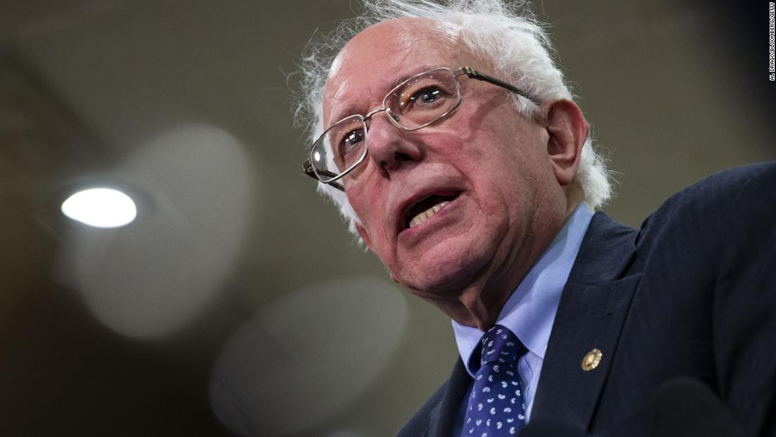 Bernie Sanders to sign 'affirmation' he will run as a Democrat in 2020