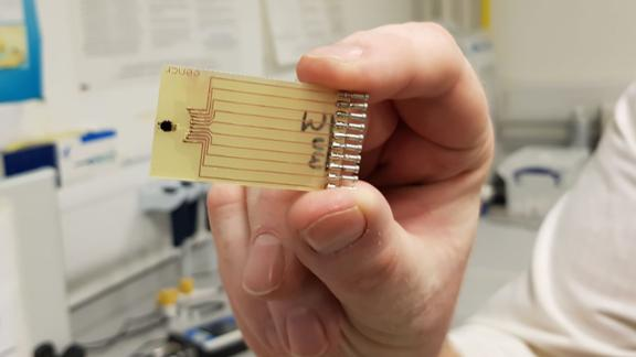 Researchers hope the small, low-cost device could save thousands of lives every year.