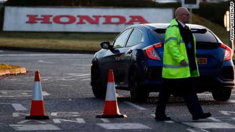 Honda is closing its only UK factory in Swindon, putting