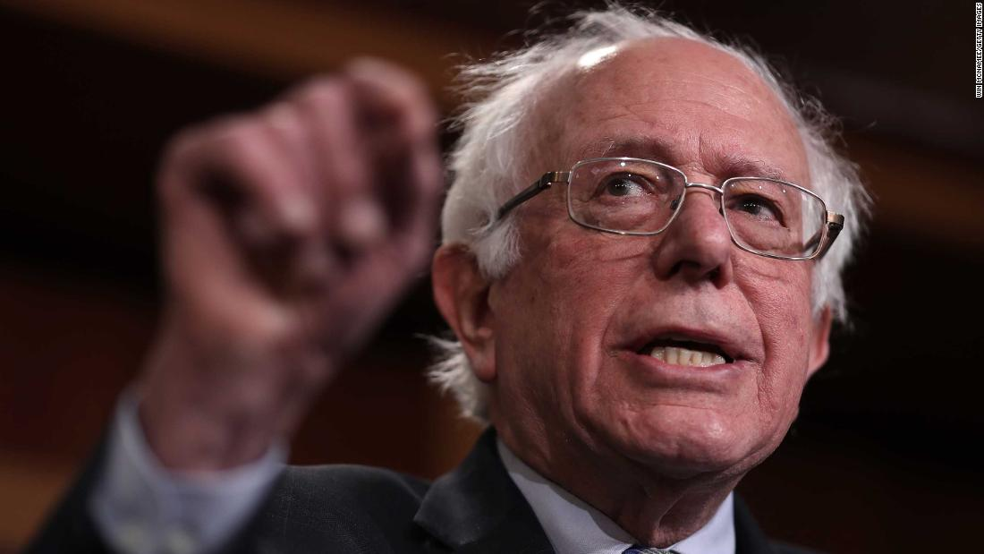 Sanders taps new campaign manager, gets endorsements from top Vermont lawmakers