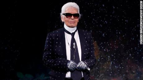 Remembering Karl Lagerfeld Cnn Video